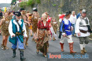 Looe Carnivals