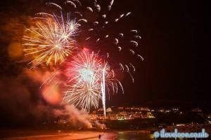 Looe Fireworks