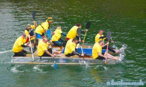Looe Raft Race