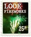 Looe fireworks 2012