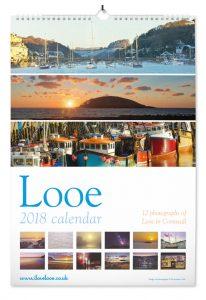 Cover Looe Calendar 2018