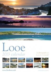 Looe Calendar Cover 2013