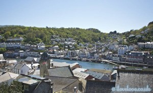 View of West Looe