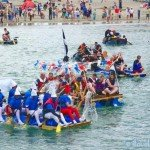 Looe Raft Race 2013 - 14