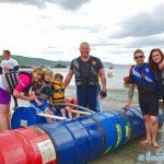 Looe Raft Race 2013 - 3