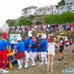 Looe Raft Race 2013 - 7