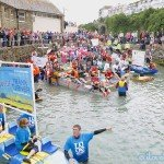 Looe Raft Race 2014 - 01