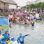 Looe Raft Race 2014 - 01