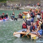 Looe Raft Race 2014 - 02