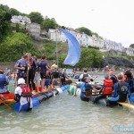 Looe Raft Race 2014 - 11