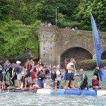Looe Raft Race 2014 - 15