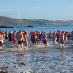 New Years Day Swim Looe 2012 - 06