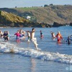 New Years Day Swim Looe 2012 - 10