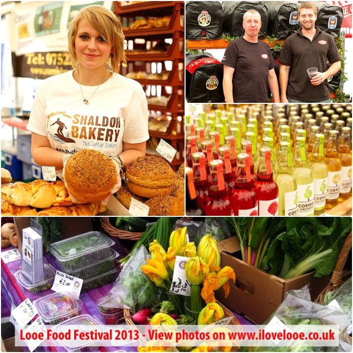 Looe Food Festival 2014