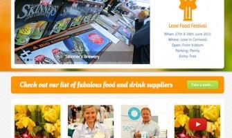 Looe Food Festival 2015