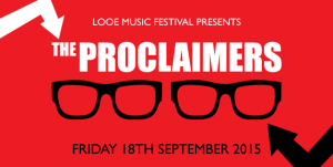 LMF Friday Proclaimers