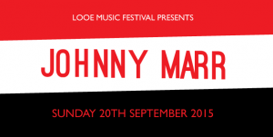 LMF Sunday Johnny Marr