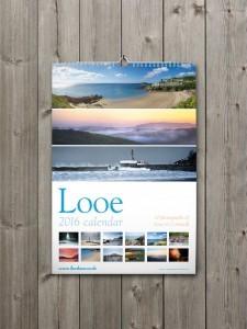 Looe Calendar 2016 - Cover