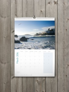 Looe Calendar 2016 - March