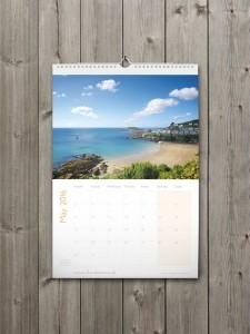 Looe Calendar 2016 - May