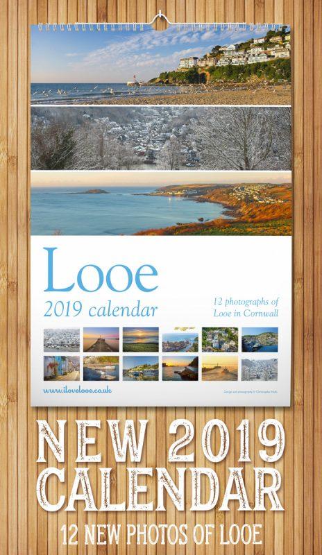 Looe 2019 Calendar